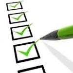 checklist for a well run bar
