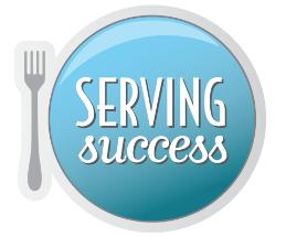 serving success