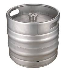 performing inventory on a beer keg - tenthing - Bar-i Bar Inventory