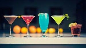 Signature Drinks  -Bar-i Bar Inventory - Profitability