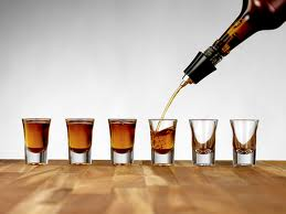 Liquor Portion Sizes - Shot Sizes - Bar-i Bar Inventory