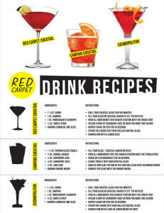 drink recipes - Bar-i Bar Inventory