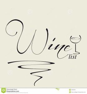 Wine List Creation - Bar-i Liquor Inventory