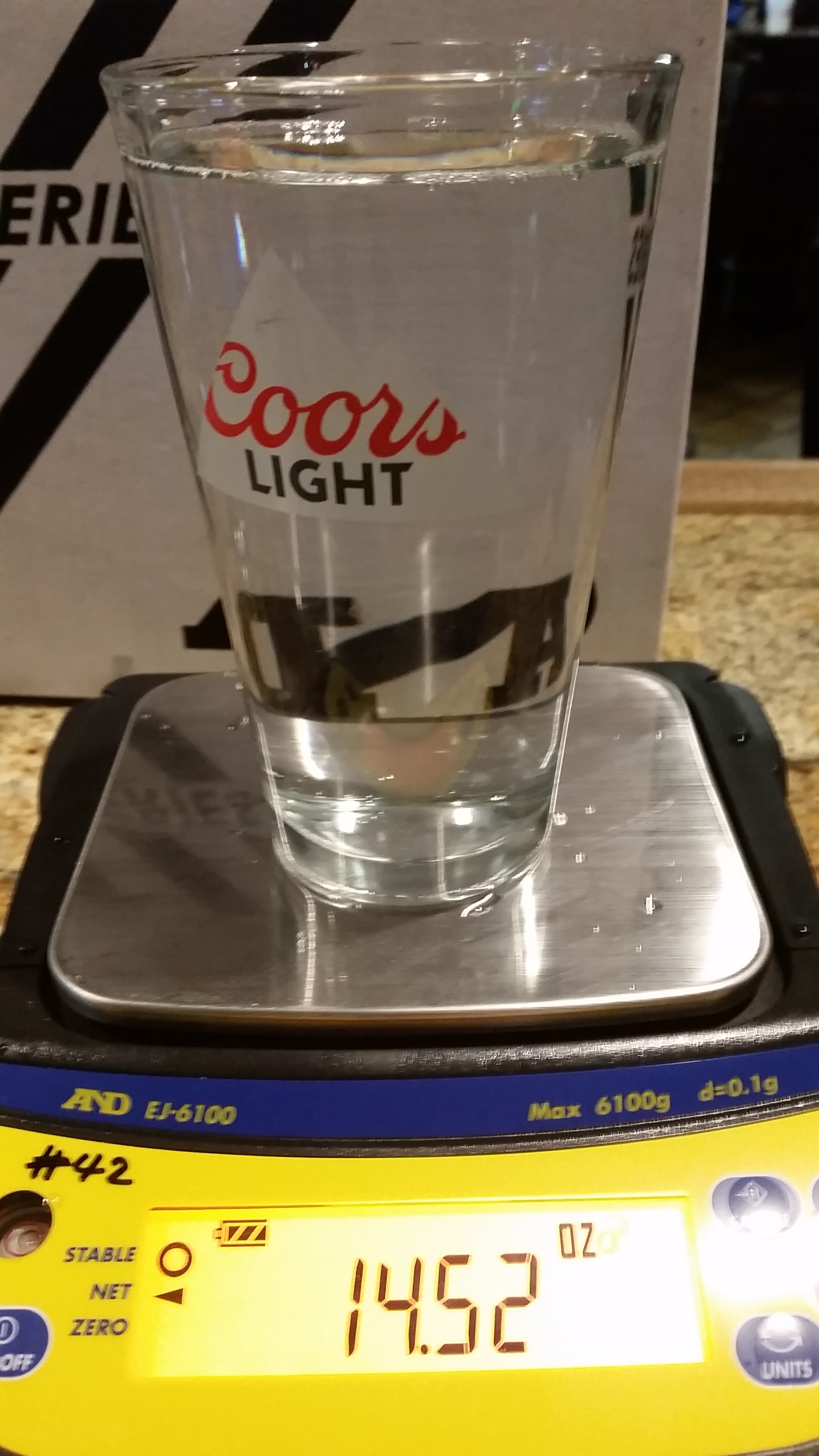draft beer pouring assumptions