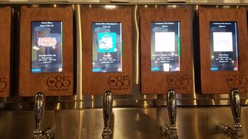 iPourIt self-serve taps