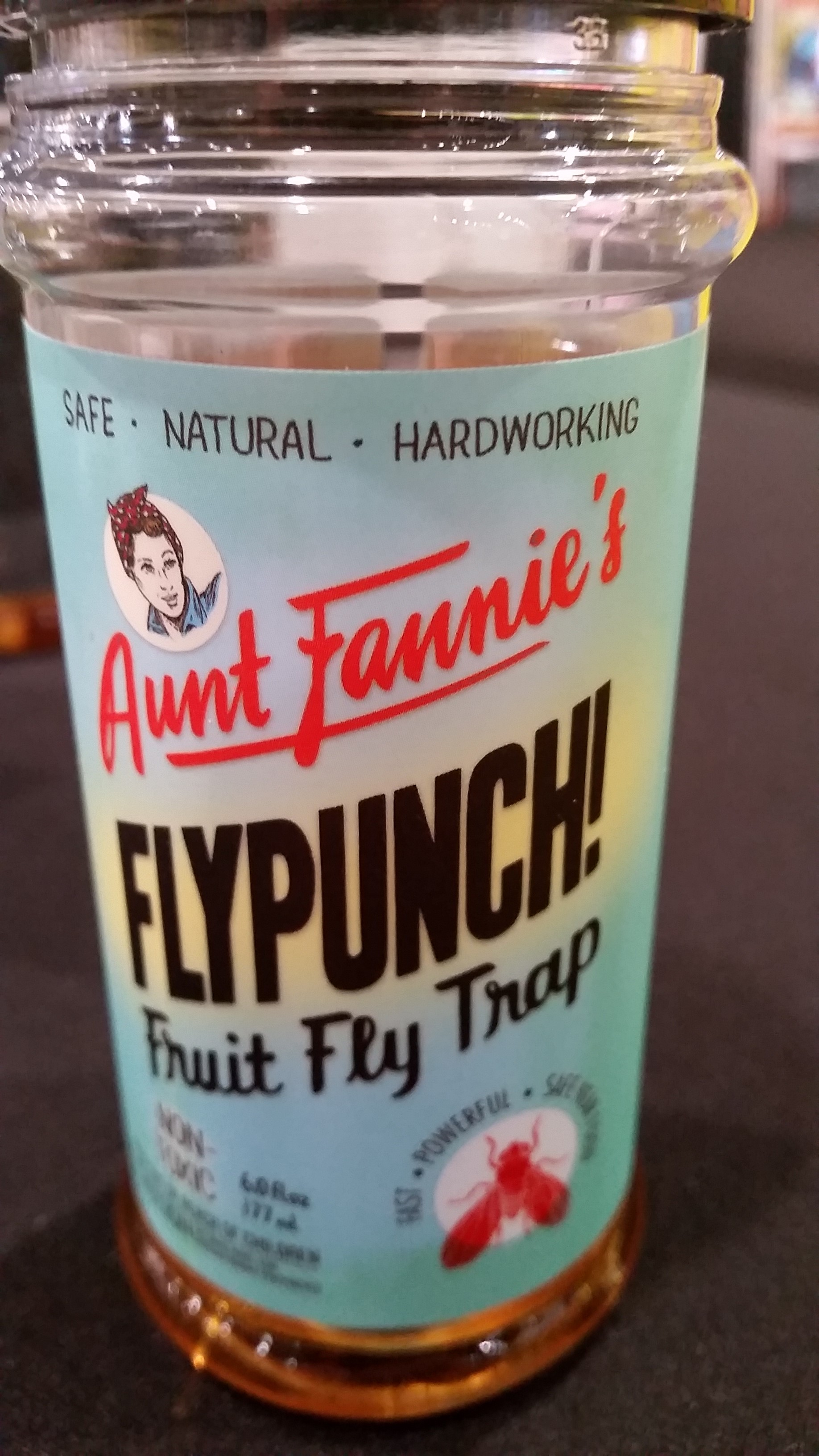 Aunt Fannie's Flypunch - NCB Show 2016 Intriguing Products - Bar-i Bar Inventory