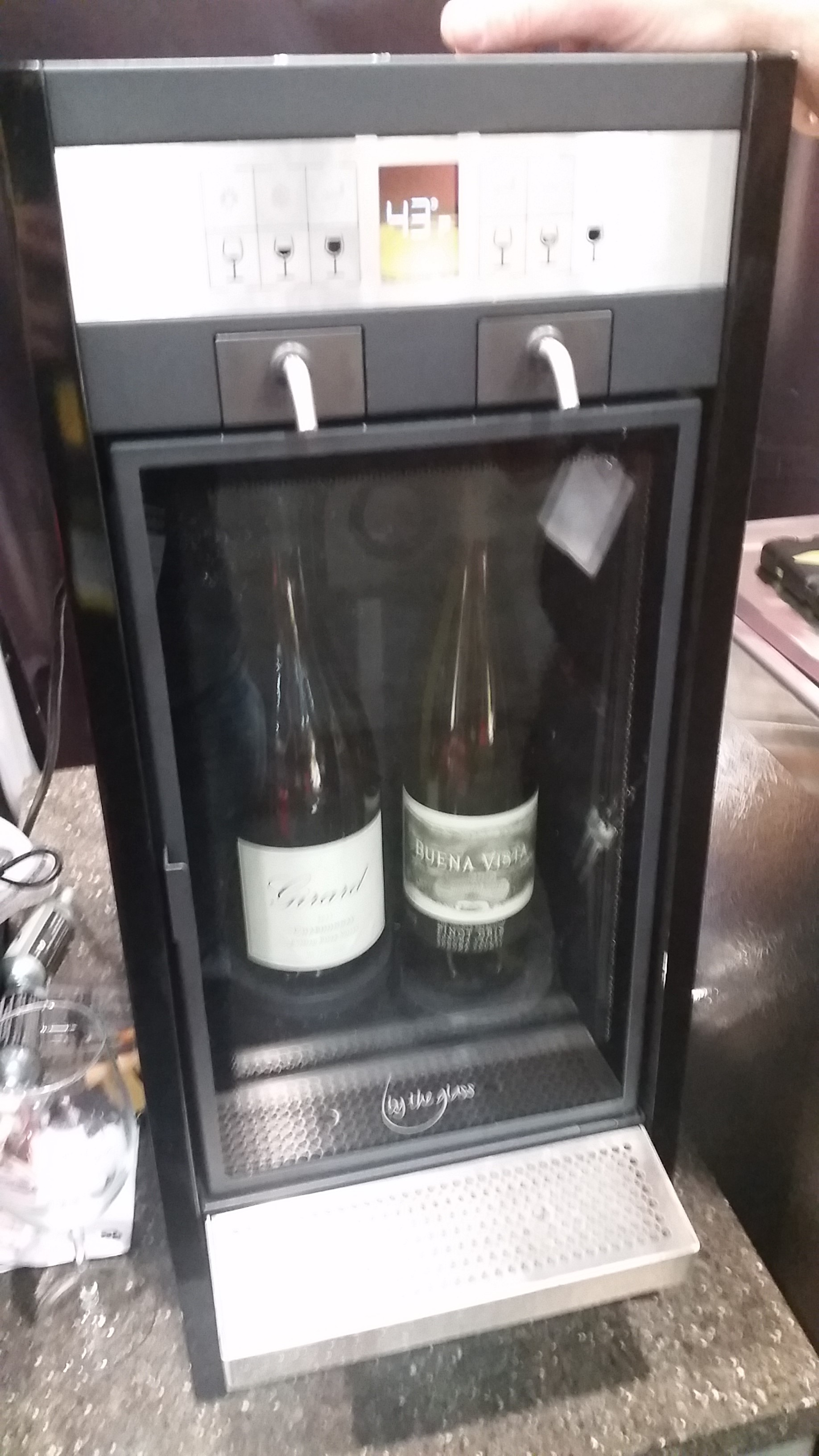 By the Glass Modular - NCB Show 2016 Intriguing Products - Bar-i Bar Inventory