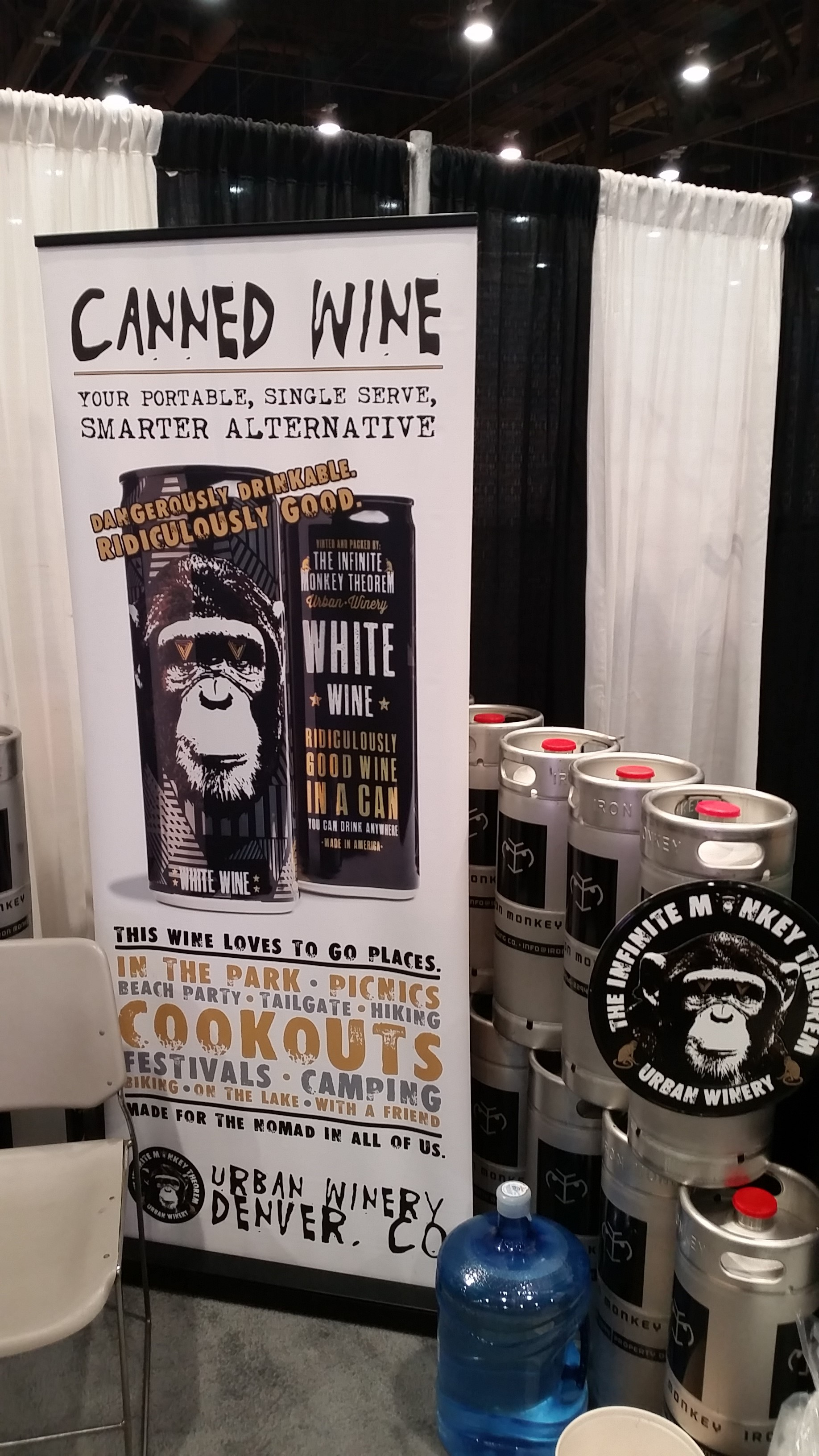Infinite Monkey Theorem - NCB Show 2016 Intriguing Products - Bar-i Bar Inventory