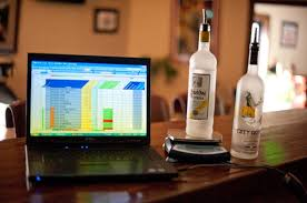 benefits of counting liquor inventory with scales - Bar-i