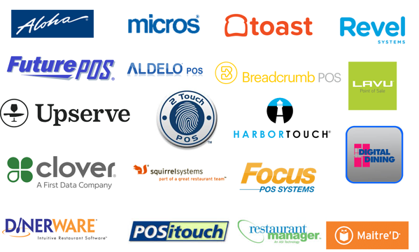 POS systems that integrate with Bar-i inventory software