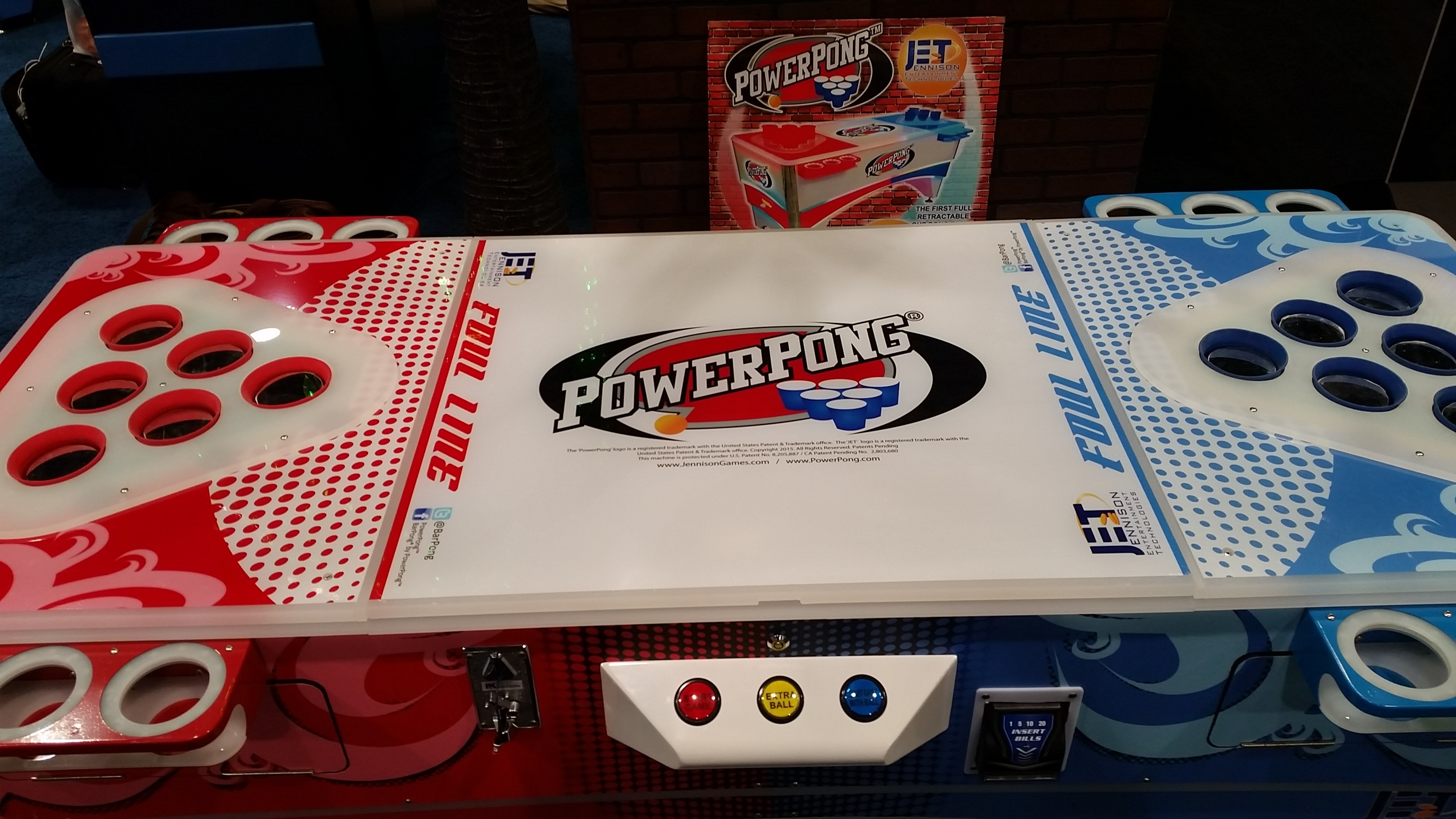 Power Pong - NCB Show 2016 Interesting Products - Bar-i Bar Inventory