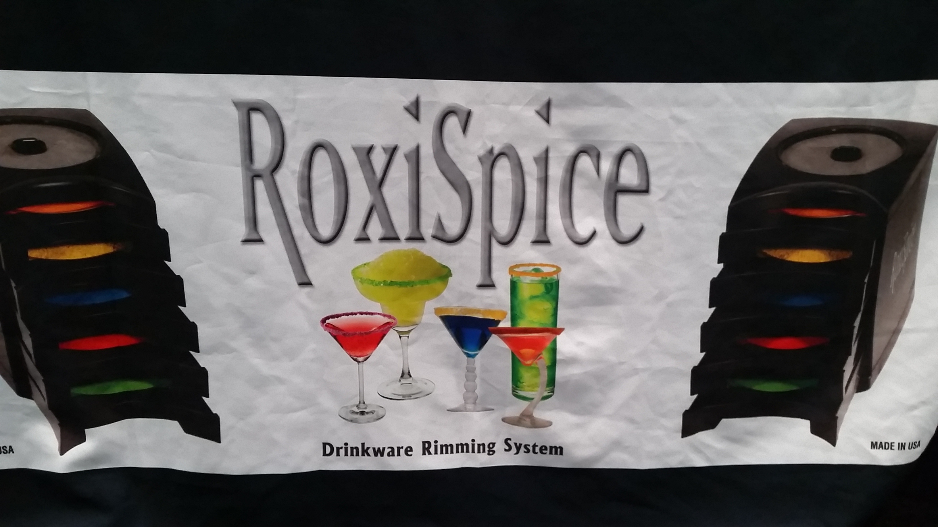 Roxi Spice Rims - NCB Show 2016 Interesting Products - Bar-i Bar Inventory