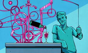 automation of bar tasks