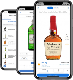bar inventory apps