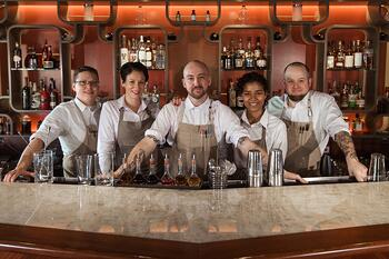 holding bar staff accountable