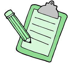 Bar Inventory using a Clipboard