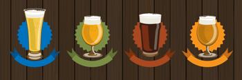 craft beer serving sizes