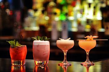craft cocktail impact on bar industry