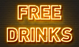 free drinks - comping policy for your bar