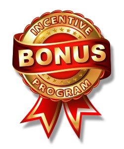 Incentive Program based on Inventory Accountability