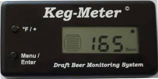 flow meters for beer kegs