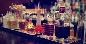 achievable liquor cost vs. actual liquor cost