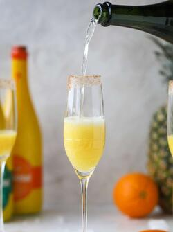 bottomless mimosa