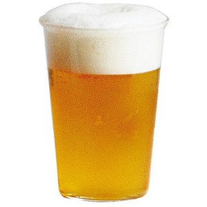 draft beer portion sizes in plastic cup vs pint glass