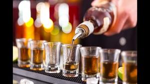 pour size for shots