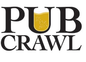 pub crawl for bar entertainment