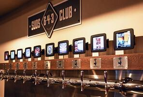self-service draft beer systems - automated beer service
