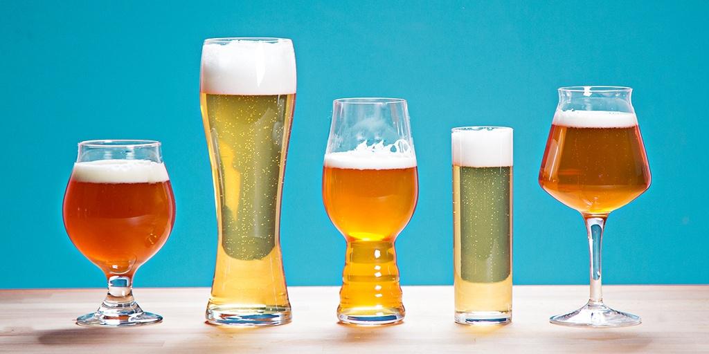 signature beer glassware