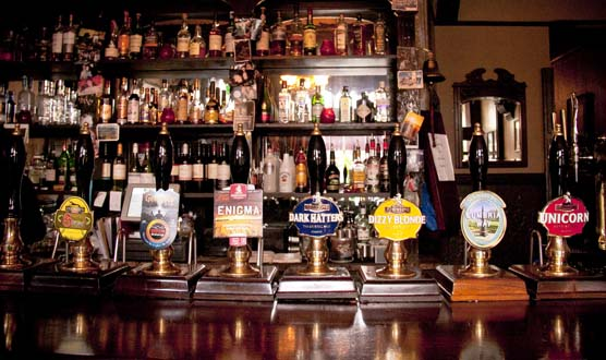 Product Selection Limits at Your Bar