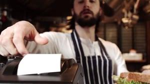 POS ticket - Bar-i Bar Inventory