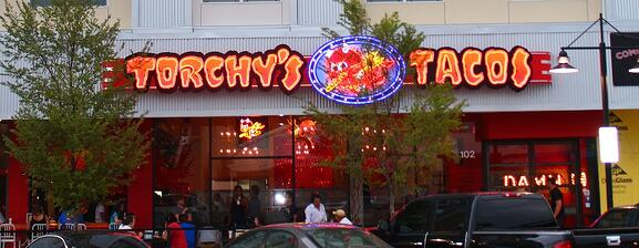 Bar-i inventory client - Torchy's Tacos