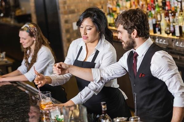 Incentive Program for Bartenders